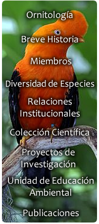 Ornitología Mhn